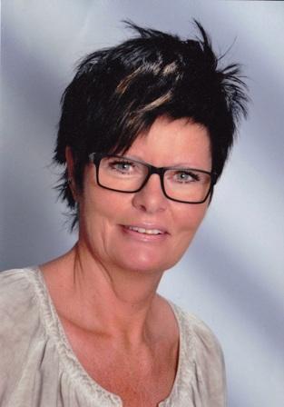 Frau Schoenfelder (päd. Mitarbeiterin)