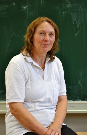 Frau Schulte-Sander (päd. Mitarbeiterin)