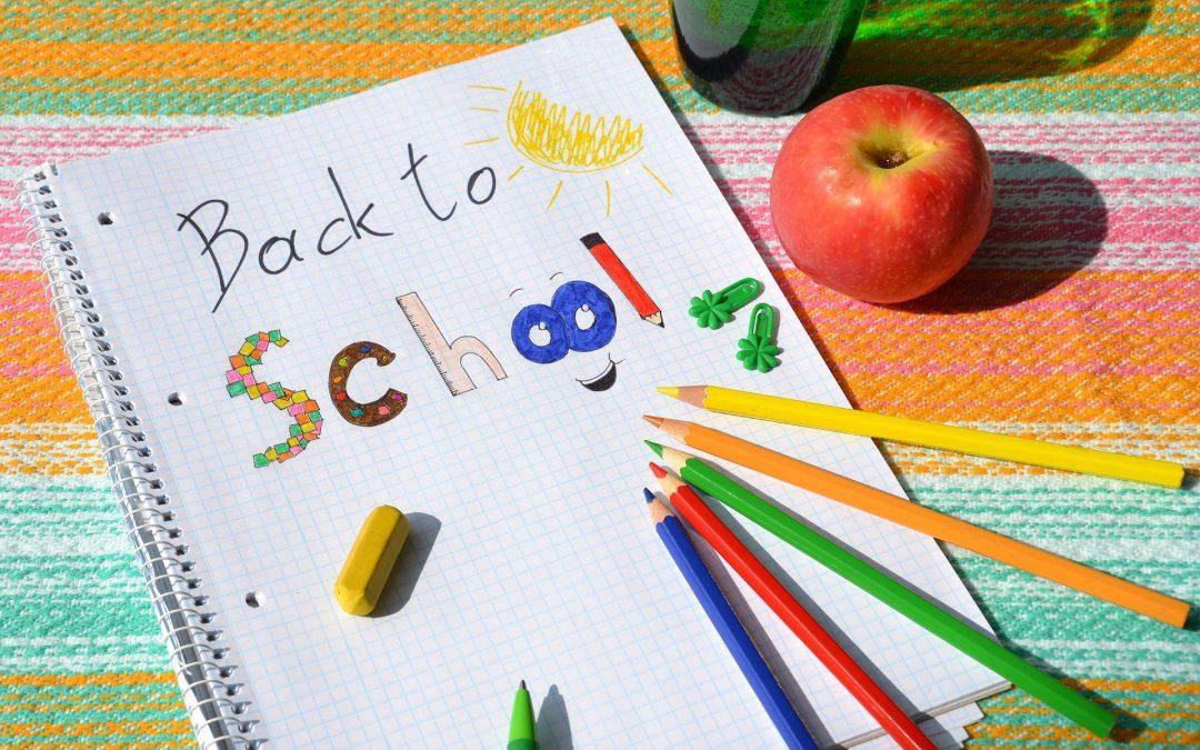 Willkommen zurück! Schulbeginn am 27.08.20